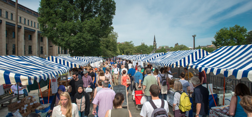 Street Food Sunday cancelled on 17th August due to weather warning